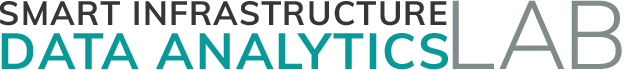 Smart Infrastructure Data Analytics Lab Logo